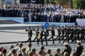 Блаженнейший митрополит Онуфрий принял участие в торжествах по случаю Дня независимости Украины