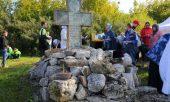 На Мочальном острове на Волге состоялась панихида по жертвам массовых репрессий в годы богоборчества