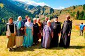 Делегация Православного Свято-Тихоновского гуманитарного университета посетила святыни Казахстана