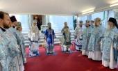 Епископы Сербской Православной Церкви приняли участие в торжествах в Псково-Печерском монастыре