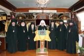 Священный Синод утвердил решения Архиерейского Синода Русской Зарубежной Церкви об избрании викариев Восточно-Американской и Западно-Американской епархий