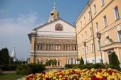 Ректором Московской духовной академии назначен епископ Душанбинский Питирим