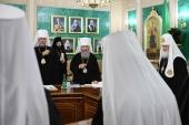 Назначены новые правящие архиереи Архангельской, Курганской, Полоцкой, Симбирской и Сызранской епархий