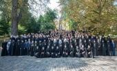 Блаженнейший митрополит Онуфрий возглавил торжества по случаю нового учебного года в Киевских духовных школах