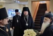 В Россию прибыл Предстоятель Маланкарской Церкви