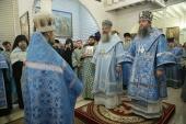 Игумен Леонтий (Козлов), избранный епископом Сызранским, возведен в сан архимандрита