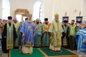 В Брянске состоялись торжества в честь Свенской иконы Божией Матери
