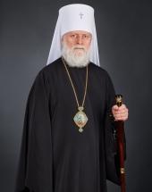 Евгений, митрополит Таллинский и всея Эстонии (Решетников Валерий Германович)