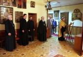 В Издательском Совете молитвенно почтили память протоиерея Николая Агафонова