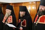Слово архимандрита Леонтия (Козлова) при наречении во епископа Сызранского и Шигонского