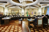 Patriarch Kirill chairs regular session of Supreme Church Council