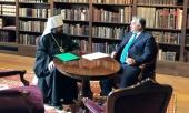 Председатель ОВЦС встретился с премьер-министром Венгрии Виктором Орбаном