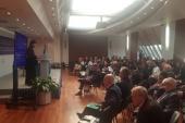 Представители ОВЦС приняли участие в конференции «Противодействие незаконным поставкам оружия в контексте борьбы с международным терроризмом»