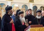 Завершился визит в Россию Предстоятеля Маланкарской Церкви