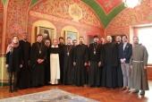 Завершился пятый Летний институт для представителей Римско-Католической Церкви