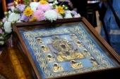 Чудотворная Курская-Коренная икона Божией Матери «Знамение» принесена в Среднеазиатский митрополичий округ