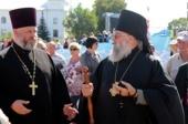 Архиереи Белорусской Православной Церкви приняли участие в торжествах по случаю 1000-летия города Бреста
