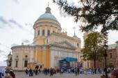 В Александро-Невской лавре прошел V Международный фестиваль колокольного искусства «Невские звоны»
