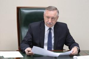 Поздравление Святейшего Патриарха Кирилла А.Д. Беглову с избранием на должность губернатора Санкт-Петербурга