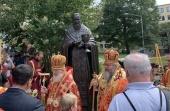 В Вашингтоне открыт памятник праведному Иоанну Кронштадтскому