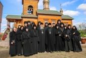 Комиссия Синодального отдела по монастырям и монашеству посетила монастыри Якутской епархии