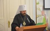 Деятельность Межрелигиозного совета России по сохранению и поддержке института семьи, защите жизни нерожденных детей