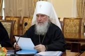 Митрополит Калужский и Боровский Климент: Церковь ценит труд писателя