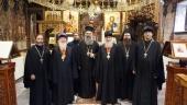 Иерархи Русской Православной Церкви совершили паломническую поездку к святыням Эллады