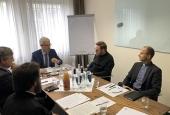 В Берлине прошла ежегодная рабочая встреча участников группы «Церкви в Европе» Российско-германского форума «Петербургский диалог»