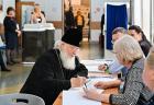 Святейший Патриарх Кирилл поздравил новоизбранных глав российских регионов