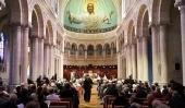 Sfântul Sinod a primit în componența Bisericii Ortodoxe Ruse pe șeful Arhiepiscopiei parohiilor vest-europene de tradiție rusă, precum și pe clericii și parohiile care doresc să-l urmeze