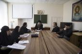 Представители Межведомственной комиссии по вопросам образования монашествующих посетили Ярославскую митрополию