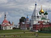 Митрополит Крутицкий Ювеналий возглавил собрание благочинных Московской епархии и принял участие в торжествах по случаю Дня города Коломны