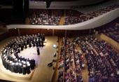 В рамках программы мероприятий памяти архимандрита Матфея (Мормыля) в Московском концертном зале «Зарядье» выступил хор Троице-Сергиевой лавры