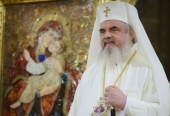 Congratulations from Patriarch Kirill to Patriarch Daniel of Romania on anniversary of his enthronement
