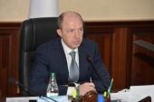 Поздравление Святейшего Патриарха Кирилла О.Л. Хорохордину с избранием на должность главы Республики Алтай