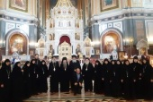 Delegation of abbots and abbesses of the Coptic Church visits Orthodox holy places in Moscow and Moscow Region