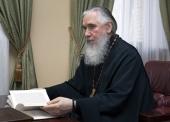 Занятие для думающего человека. Интервью митрополита Калужского Климента