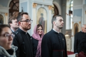 Summer Institute for representatives of the Church of England begins its work in St. Petersburg