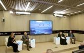 В Москве прошла пресс-конференция, посвященная началу десятого сезона Патриаршей литературной премии