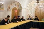 В Храме Христа Спасителя прошло межведомственное совещание по подготовке приходских специалистов