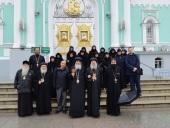 Делегация игуменов и игумений Коптской Церкви посетила святые места Нижегородской митрополии