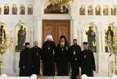 Митрополит Смоленский Исидор возглавил делегацию, посетившую святыни Греции