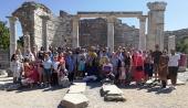 В день воспоминания III Вселенского Собора была совершена Литургия на приходе Московского Патриархата в Эфесе