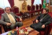 Председатель ОВЦС встретился с послами России в Иордании и Израиле