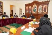 Состоялось заседание Наблюдательного совета при Патриархе по контролю и организации деятельности художественно-производственного предприятия «Софрино»