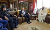 Представители Московского Патриархата посещают Дамаск в составе Межрелигиозной делегации из России