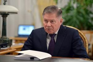 Поздравление Святейшего Патриарха Кирилла В.М. Лебедеву с переизбранием на должность председателя Верховного Суда РФ