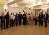 Епископ Душанбинский Павел провел встречу с руководителями российских организаций в Таджикистане