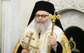 Поздравление Предстоятеля Русской Церкви Блаженнейшему Патриарху Антиохийскому и всего Востока Иоанну X с днем тезоименитства